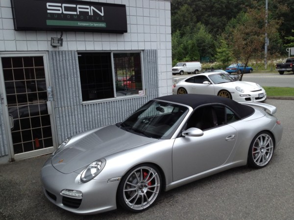 2005 Carrera S Cabriolet – Stylish Updates