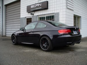 2008 BMW M3 DCT: Track / Street Car