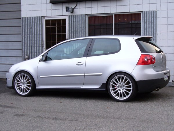 2008 Volkswagen GTI: A Little Porsche Influence