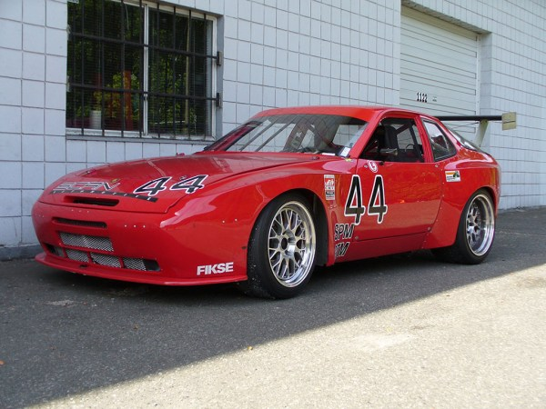 1986 Porsche 944 Turbo Race Car