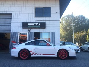 2010 GT3 RS – Track Day Prepared