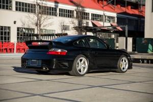 2002 Porsche GT2 (996)