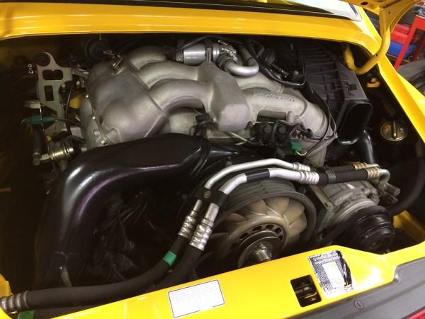1995 Carrera RS Clubsport