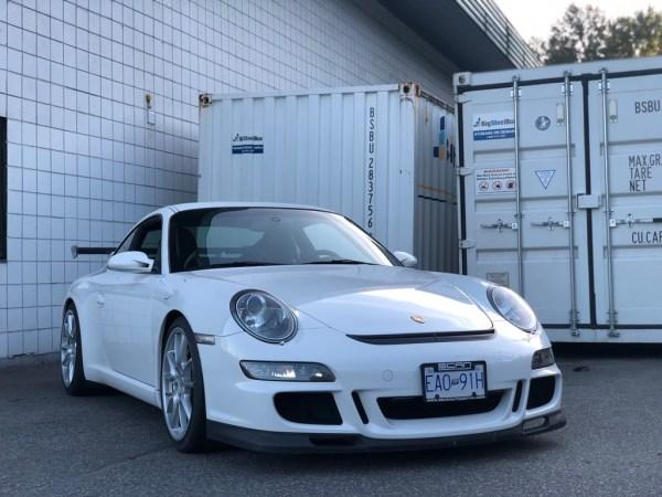 2007 Porsche GT3 (997.1) Carrera White