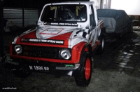 Improve Suzuki Jimny's Performance for Speed Offroad