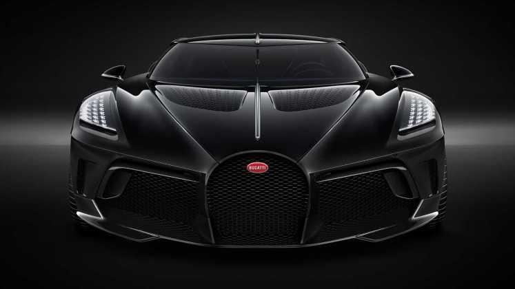 Bugatti La Voiture Noire - най-скъпият автомобил в света