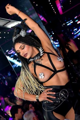 Едно от най-скандалните момичета на България - Биби-Мелек (Пандора)