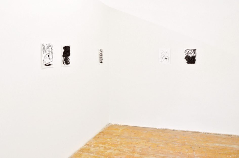 Martin Lucak, Martin Lukáč, Exhibition, drawing, black and white, art, young artist, contemporary, artwork