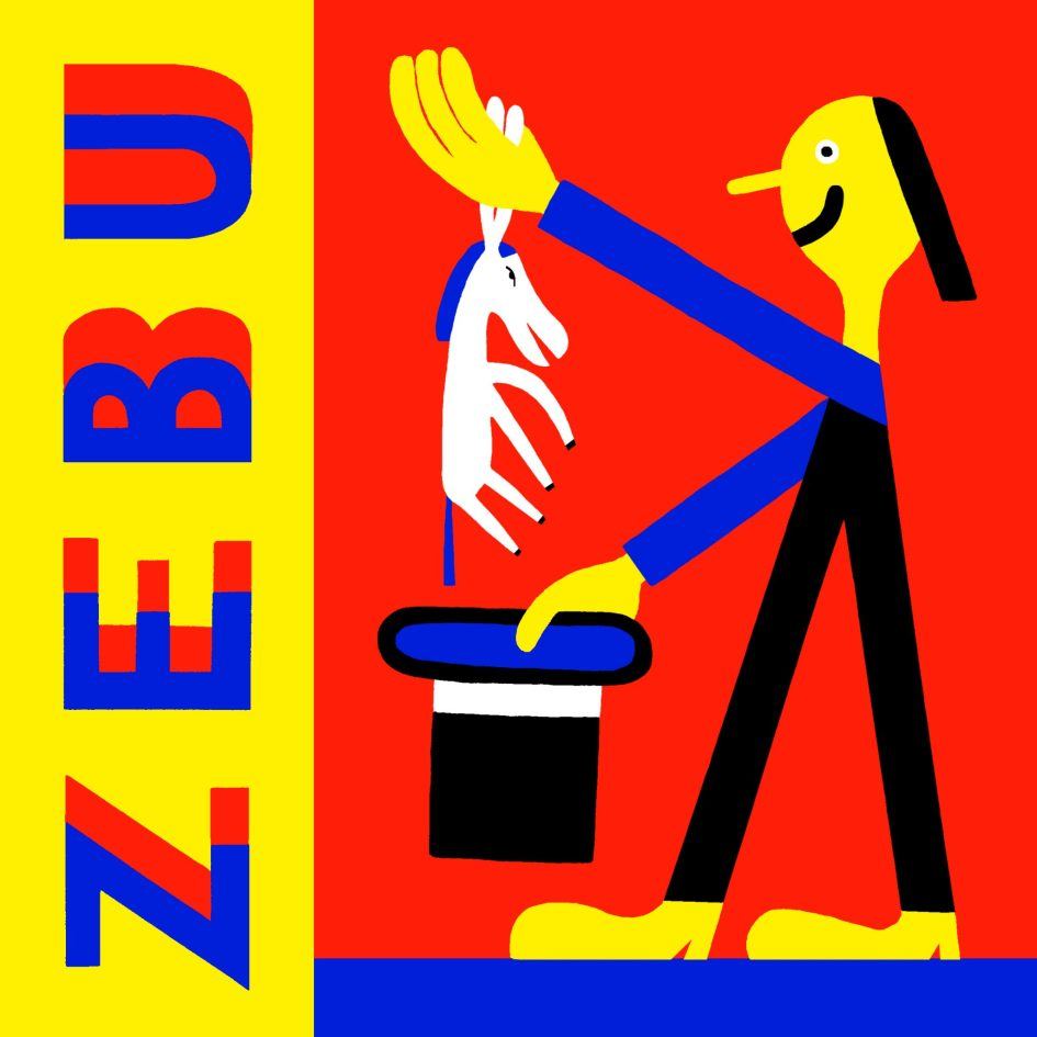 Z-E-B-U, zebu, design, studio, berlin, art, illustration, duo, young, artists, artwork, colorful, artwork, graffiti culture, scandaleproject, scandale project
