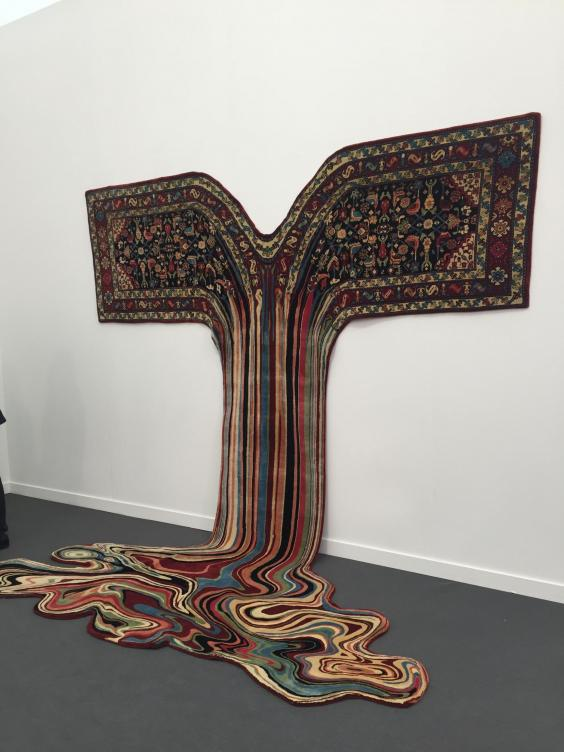 SCANDALE PROJECT, Faig Ahmed, galerie Nature Morte, New Dehli