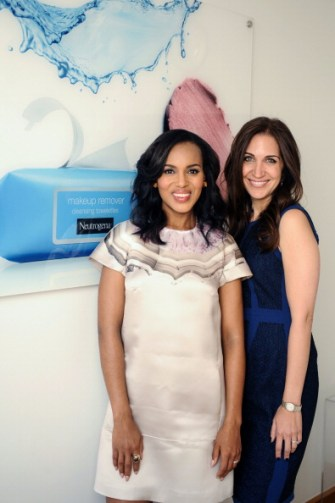 Neutrogena Announces Brand Ambassador Kerry Washington With creative consultant Role