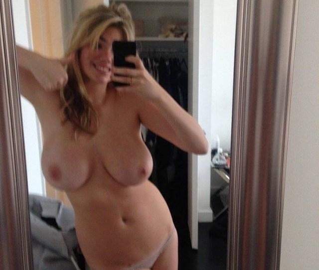 Kate Upton Mirror Selfie