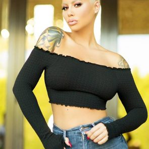 Amber Rose Nude LEAKED Pics & Sex Tape – Ultimate Compilation 2020 35