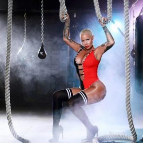 Amber Rose Nude LEAKED Pics & Sex Tape – Ultimate Compilation 2020 36