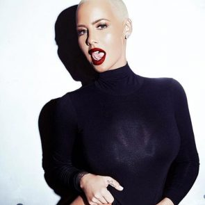 Amber Rose Nude LEAKED Pics & Sex Tape – Ultimate Compilation 2020 45