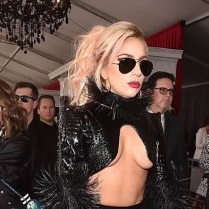Lady Gaga Nude ULTIMATE Compilation 45
