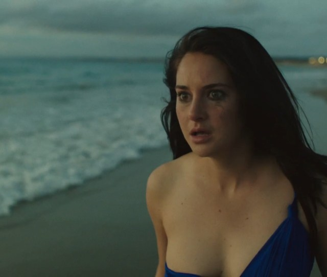 Shailene Woodley Nude Scene From Adrift Movie