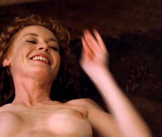 Connie Nielsen Upskirt With Ass Slip Scandal Planet