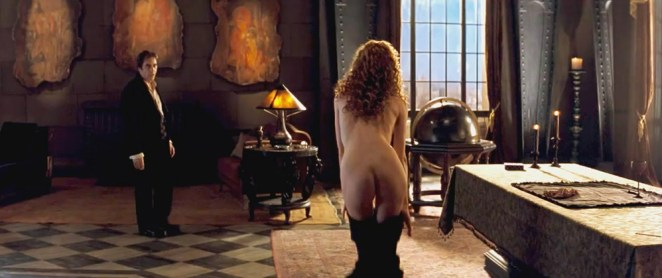 Connie Nielsen Nude Pics & Topless Sex Scenes Compilation 7