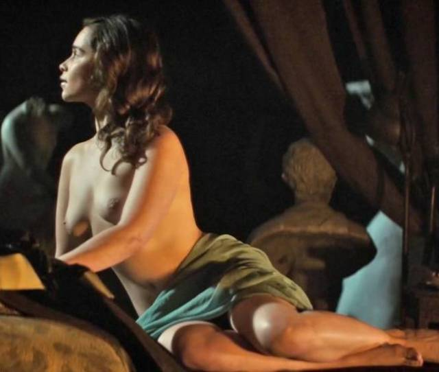 Emilia Clarke Nude Scene In Voice From The Stone Movie