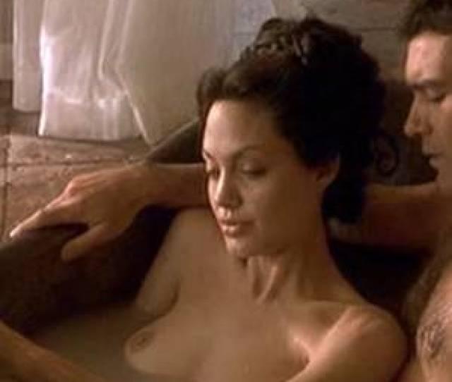 Angelina Jolie Nude Sex Scene In Original Sin Movie