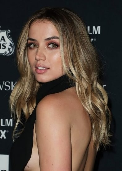 Ana de Armas Nude & LEAKED Porn And Topless Sex Scenes 37