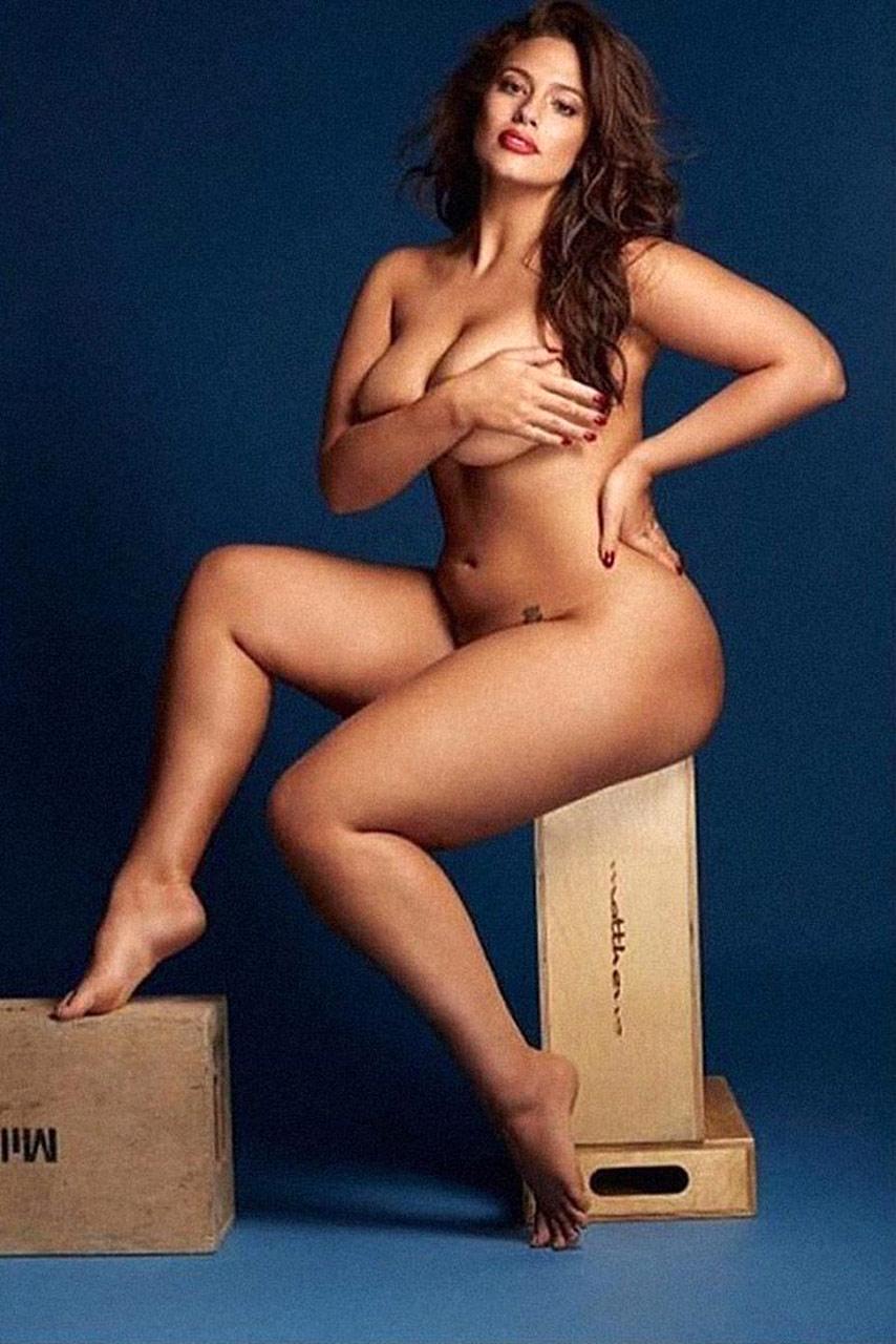 Nude models curvy Huge Tits,
