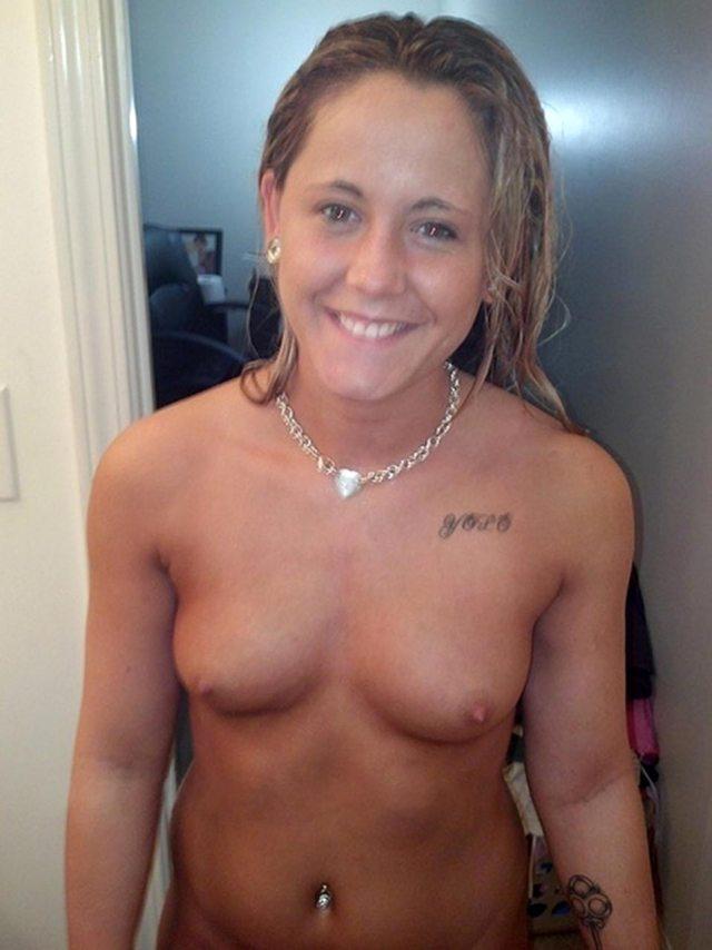 01 Jenelle Evans Nude Leaked