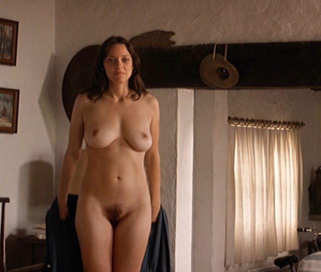 Marion Cotillard Nude Sex Scene In Ismaels Ghosts Movie