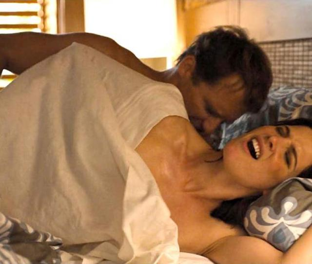 Cobie Smulders Naked Sex Scene From The Long Weekend