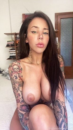 Alexis Mucci Nude LEAKED Pics & Porn Blowjob Video 3