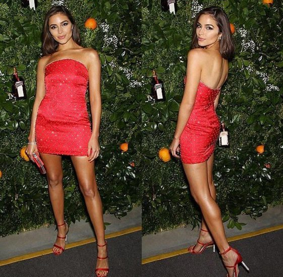 Olivia Culpo Nude & Topless ULTIMATE Collection 166