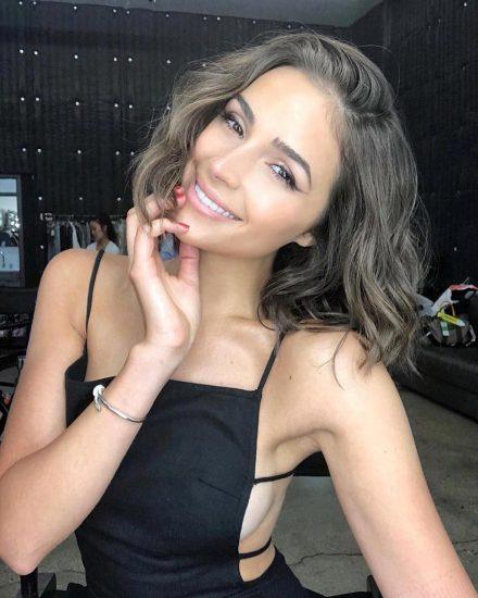 Olivia Culpo Nude & Topless ULTIMATE Collection 161