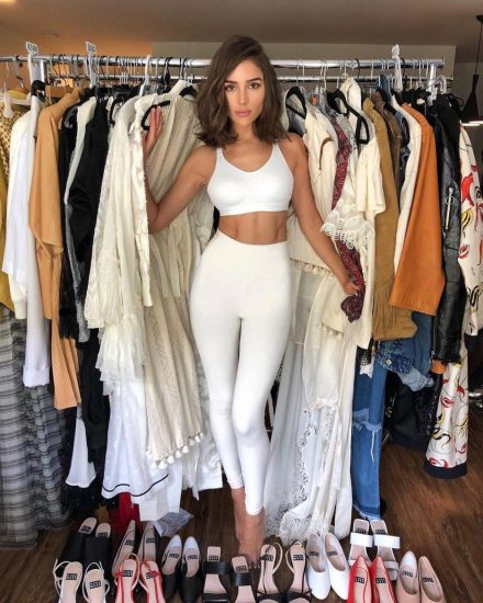 Olivia Culpo Nude & Topless ULTIMATE Collection 147