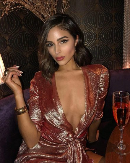Olivia Culpo Nude & Topless ULTIMATE Collection 140