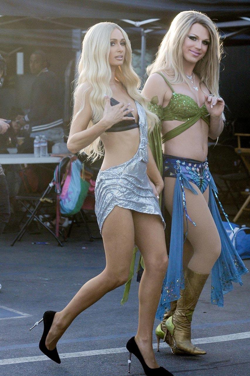 Kim Kardashian Paris Hilton Amp Nicole Williams Were Seen