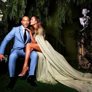 Chrissy Teigen Nude & Topless ULTIMATE Collection 50
