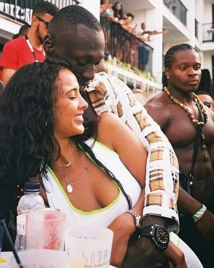 Maya Jama Nude LEAKED Pics & Porn Video 76