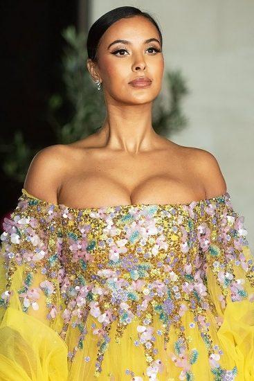 Maya Jama Nude LEAKED Pics & Porn Video 122