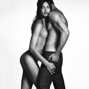 Irina Shayk Nude & Topless LEAKED Ultimate Collection 26