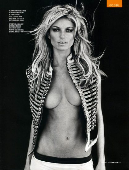 Marisa Miller Nude & Topless Pics + Sexy Scenes 11