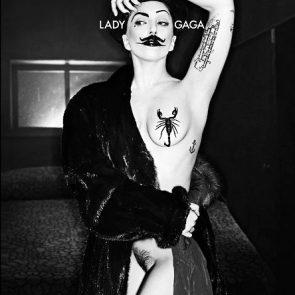 Lady Gaga Nude ULTIMATE Compilation 23