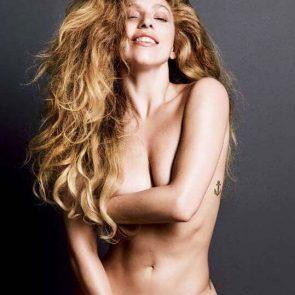 Lady Gaga Nude ULTIMATE Compilation 17