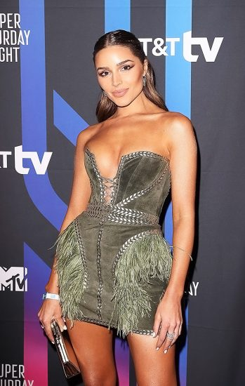 Olivia Culpo Nude & Topless ULTIMATE Collection 116