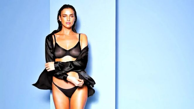 Irina Shayk Nude & Topless LEAKED Ultimate Collection 9