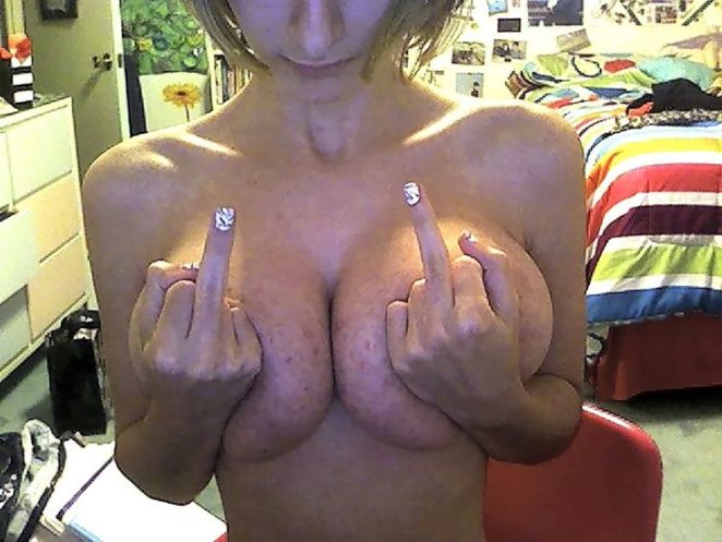 Abigail Shapiro huge tits