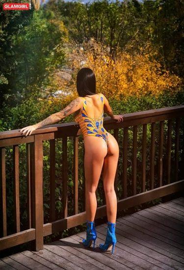 Kayla Lauren ass