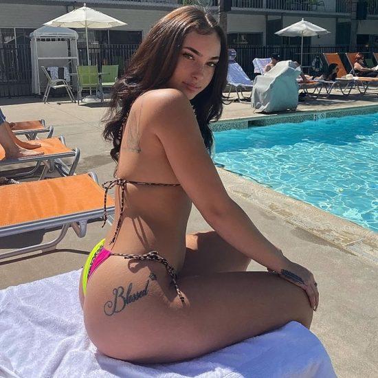 Ash Kaashh Nude LEAKED Pics & Blowjob Sex Tape Porn Video 61