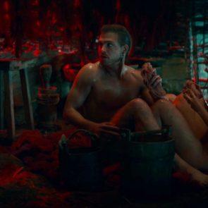 Jeanne Goursaud Nude Scenes and Leaked Sex Tape 58
