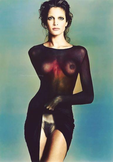 Stephanie Seymour Nude Pics & LEAKED Sex Tape Porn 66